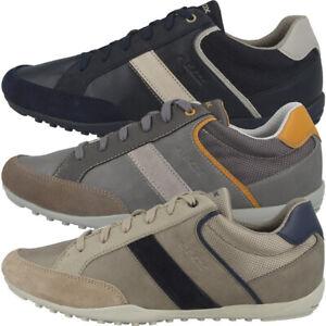 Details zu GEOX U Garlan B Schuhe Men Herren Sneaker Halbschuhe Schnürschuhe U023GB05422C