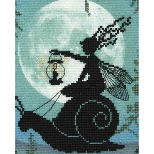BOTHY THREADS  XE6P  DREAMS  COUNTED CROSS STITCH KIT