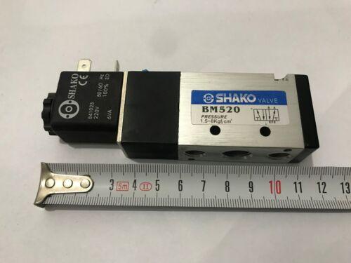 without box NEW SHAKO VALVE BM520