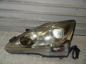 2007 lexus is250 headlights oem