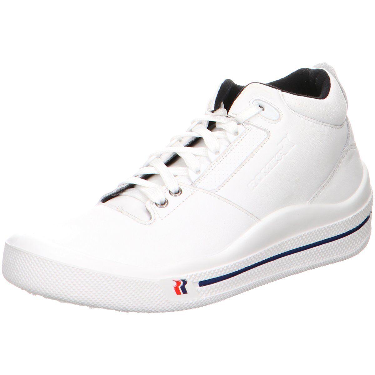 Romika Herren Turnschuhe Tennis Master 230 4103096 000 weiß 571793    | Hervorragende Eigenschaften