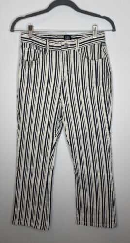 Urban Outfitters BDG Womens Pants Crop Black White