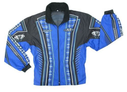 Wulfsport libre blue ride jacket size large motocross motorbike MX leisure