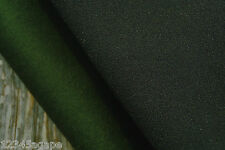 D224 WATER RESISTANT TECHNICAL 2 WAY FABRIC FACE SIDE BLACK REVERVSE DARK OLIVE