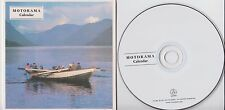 MOTORAMA Calendar 2012 French 10-track promo CD