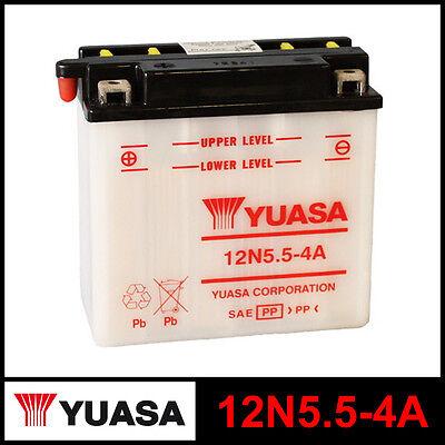 Batteria YUASA 12N5.5-4A