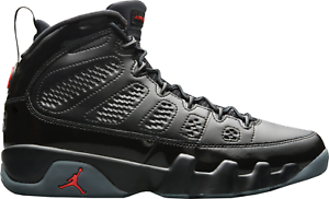 new style f6109 ad9fc Image is loading 2018-AIR-JORDAN-9-RETRO-IX-BRED-BLACK-
