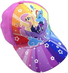My Little Pony MLP Baseball Cap Hat. Ages 2-4 Approx