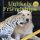 2017 Unlikely Friendships Mini Calendar Workman Publishing 9780761188469