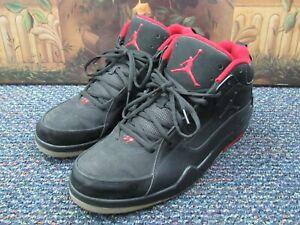 Details about Air Jordan Classic 90 Men's Shoes Size 13 414593 001 Black Red