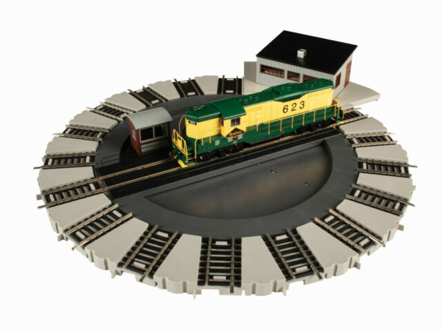 Bachmann - DCC-Equipped Turntable - E-Z Track® - HO