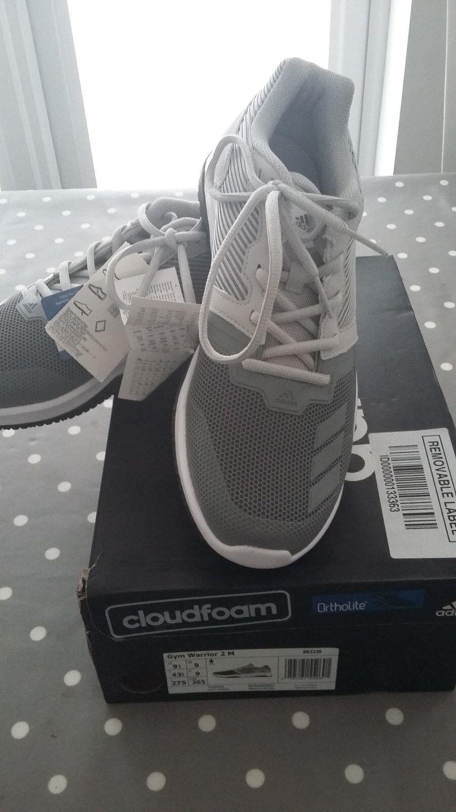 Adidas sport krieger 2.0  ausbilder / ausbildung  schuhgröße bnib cloudfoam / ortholite