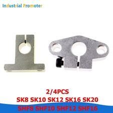 Sk8 Sk10 121620 Shf8 101216 Linear Rail Shaft Guide Support Cnc 3d Printer