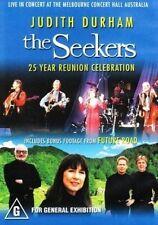 JUDITH DURHAM/THE SEEKERS 25 Year Reunion Celebration DVD ALL REGIONS PAL NEW