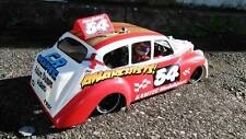 Austin Sheerline Limo RC Banger racing body shell LWB Kamtec ABS £6.99