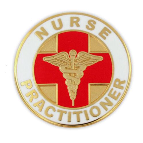 PinMart's Nurse Practitioner NP Medical Enamel Lapel Pin