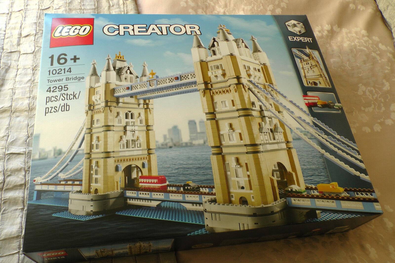 Lego Tower Bridge 10214 New Sealed