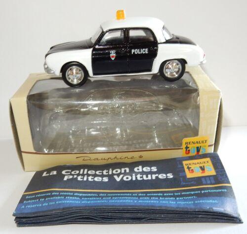 Norev 3 Inches 1//64 Renault Retro 5 Turbo R4 R8 Dauphine Polizei Alpine Auswahl