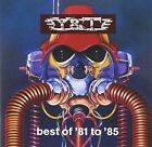 Best Of '81 To '85 0075021530928 CD
