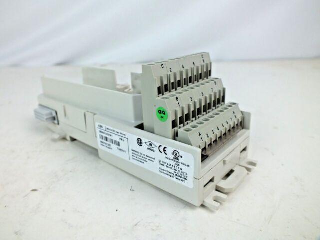 ABB TU811V1 3bse013231r1 Termination Base PLC Module Compact MTU S800 I/o