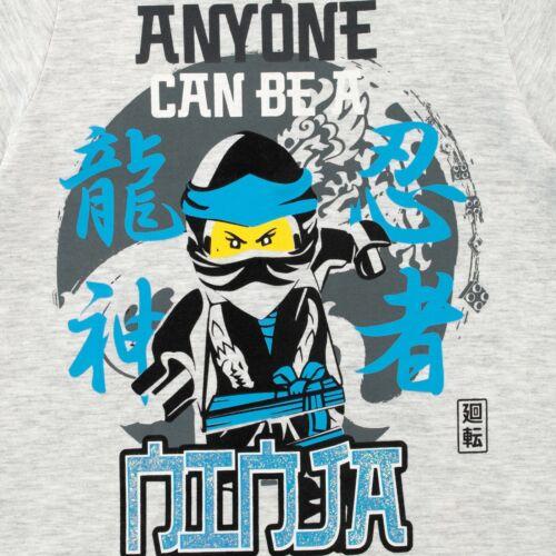 Lego Ninjago T-shirt Je filles lego ninjago Tee je Kids Lego Ninjago Haut