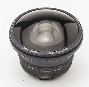 Berolina-Super-Wide-Fish-Eye-12mm-12-mm-f-8-Fischauge-Minolta-MD