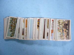 FULL-SET-63-1971-1972-FLEER-CANADA-DRAG-NATIONALS-AHRA-COLLECTOR-CARDS-SHARP