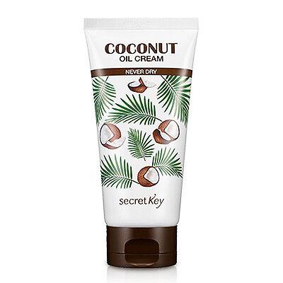 [SECRET KEY] Coconut Oil Cream - Never Dry 150g / Korea cosmetic
