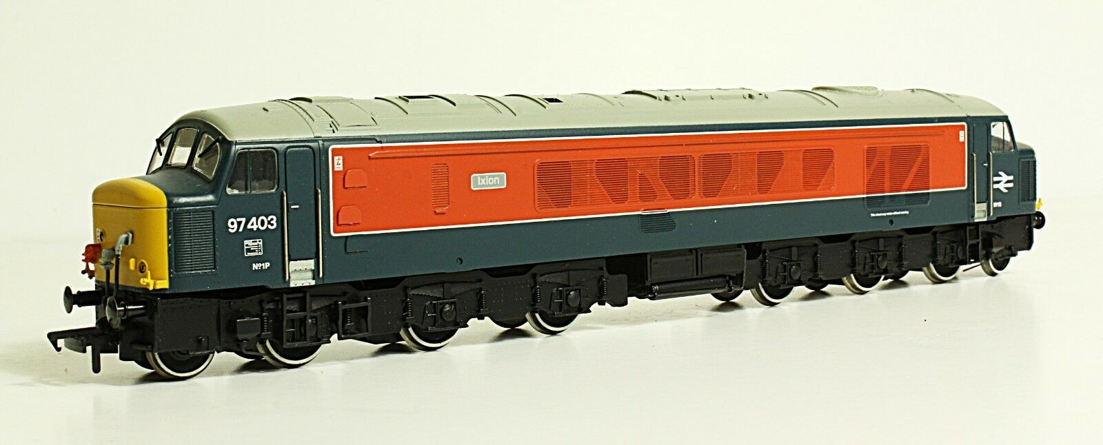 Boxed Bachmann Class 46 97 403 IXION RTC Livery 32-700Z Modelzone RARE ITEM LOOK