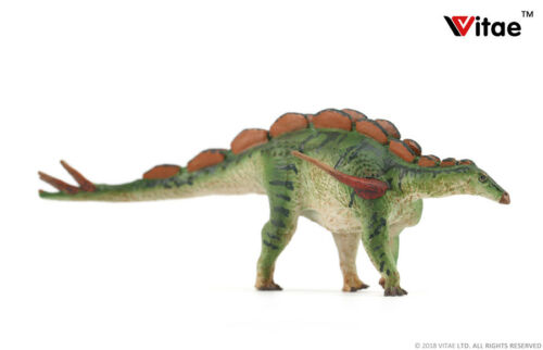 Vitae Wuerhosaurus Prehistoric Jurassic animal modle in stock