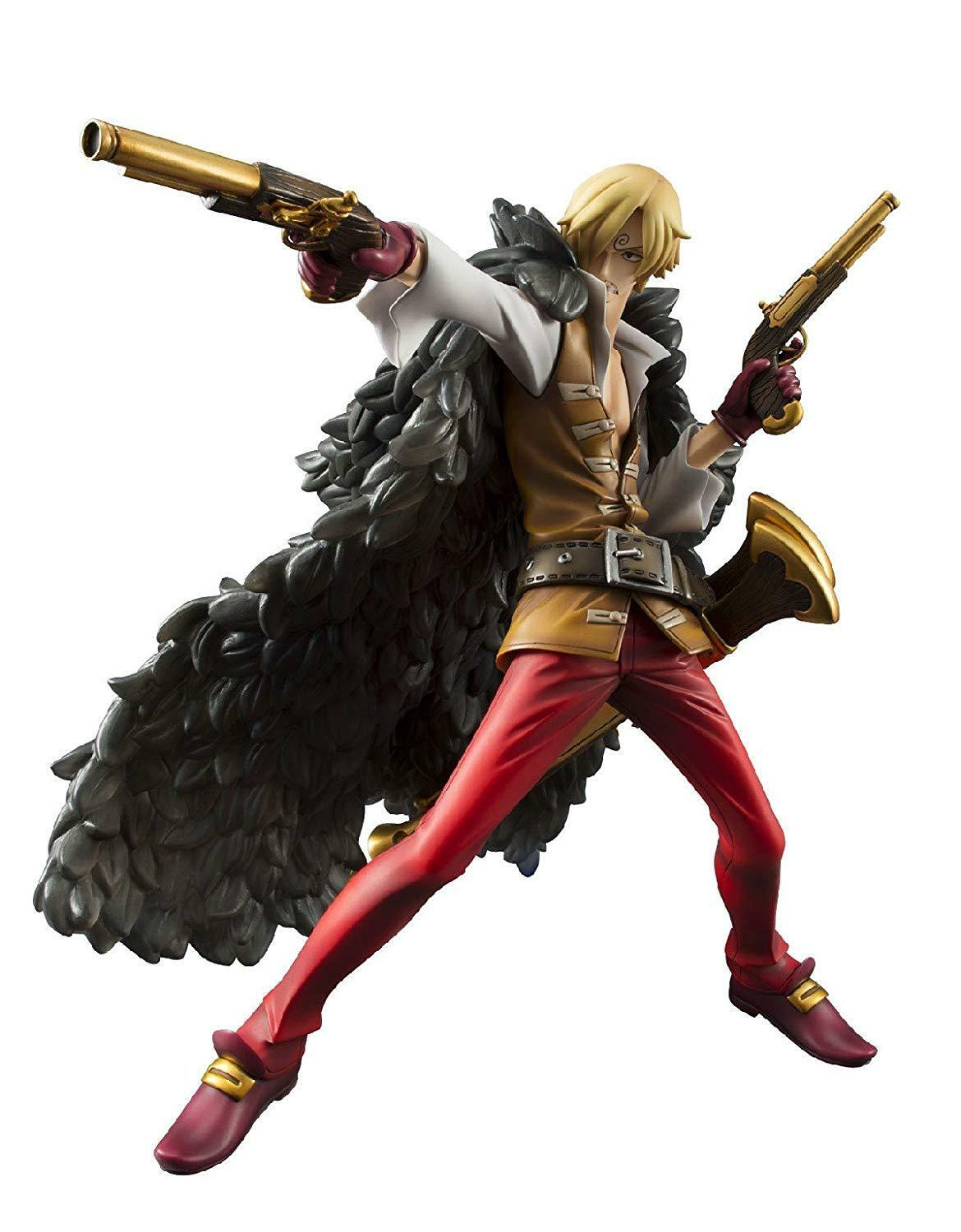 ONE PIECE P.O.P. - - - Sanji - Figure Megahouse POP Film Z Edition d38b8d