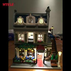 lego lighting. Image Is Loading LED-Lighting-Kit-for-LEGO-Creator-10243-PARISIAN- Lego Lighting
