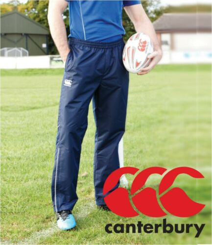 Canterbury Shower Resistant Team Contact Pants Elasticated waistband
