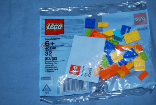 Lego New 40246 Rainbow Fish Polybag Factory Sealed 2017