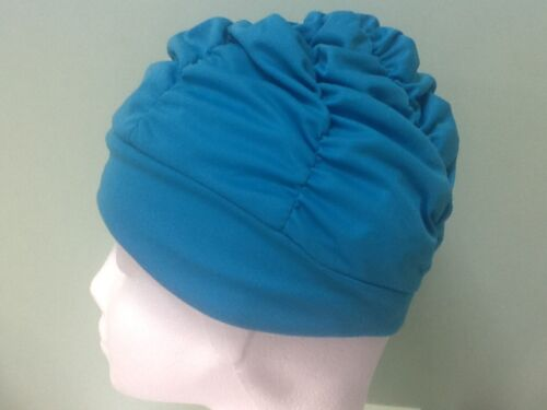 By Fashy 3403 Ladies Swimming Hat//Cap//Turban Beautiful Colours New with Tags