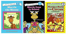 I Can Read Level 1: Morris the Moose by B. Wiseman (1991, Paperback, Revised)