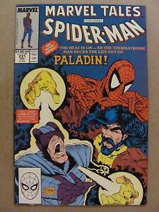 Marvel-Tales-featuring-Spider-Man-231-Todd-McFarlane-Cover-Art-9-2-Near-Mint