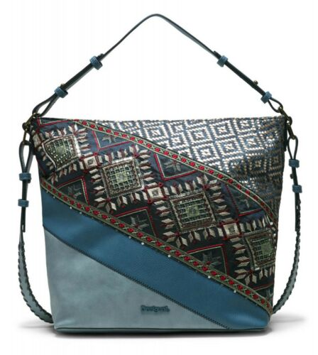 Almira Denim Bag Shoulder Olesa Desigual Exotic TqwUZwC