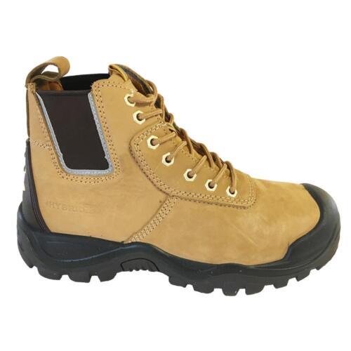 Buckler BHYB2HY Anti-Scuff Safety Work Boots Honey Sizes 6-13 Mens Dealer