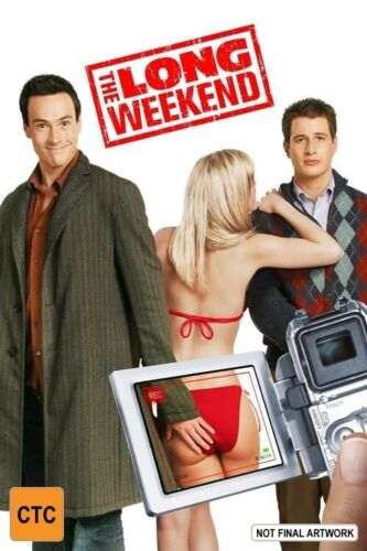 1 of 1 - The Long Weekend (DVD, 2006)*R4*New & Sealed*