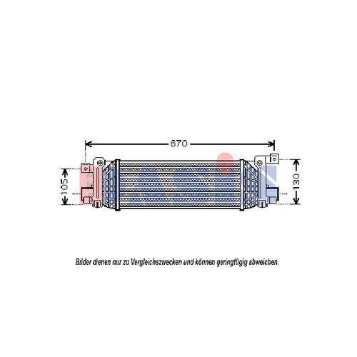 Ladeluftkühler 097007N