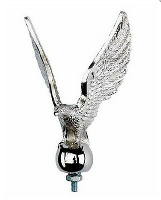 Decorative Figure Eagle Hood Ornament TRIKE MOTORCYCLE CRUIZER Chopper