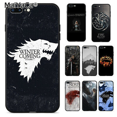 Game Of Thrones WINTER is COMING iphone case