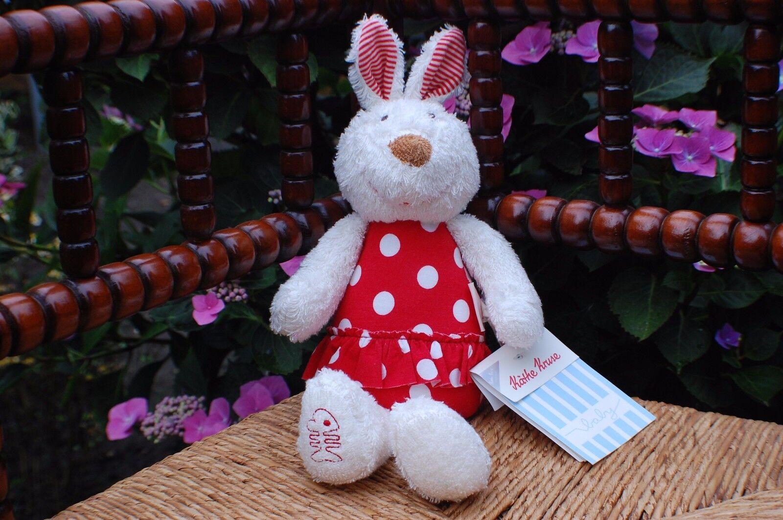 Kathe Kruse Carla Mare Musical Lullaby Rabbit Baby Safe RETIrot 2012 MINT wTags