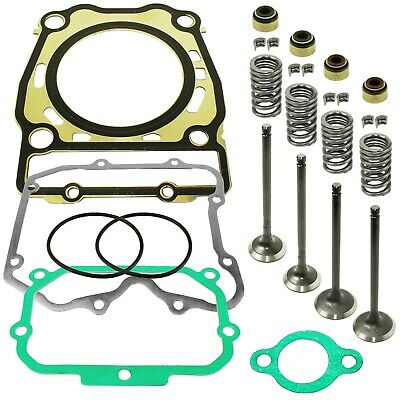 Polaris Magnum 330 Top End Gasket Set with Valve Seals 2003 2004 2005 2006