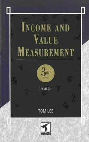 Income and Value Measurement: Theory and Practice by Lee, Lee, Lee New,.