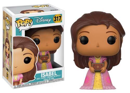 Funko Pop Disney 317 Elena of Avalor Isabel Pop Vinyl Figure FU20367