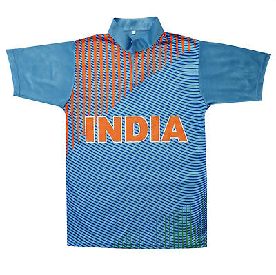 Love India Indian Cricket T Shirt Jersey Cap T20 Worldcup