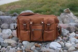 CUSTOM HANDMADE Leather Messenger Bags, Duffle Bags, Satchel Bags, Weekend Overnight bags Canada Preview