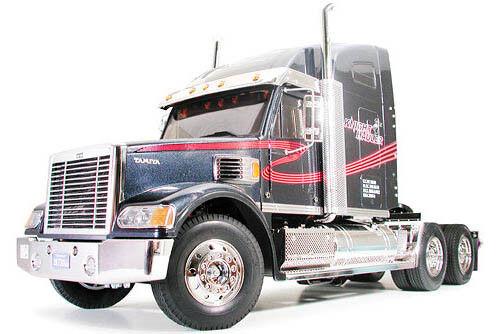Camión semi-trailer Tamiya  KNIGHT HAULER Kit TAM56314